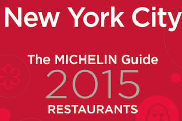 Michelin New York 2015