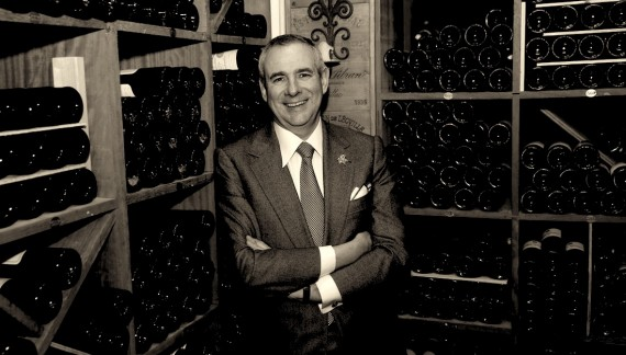 Eric Beaumard, le grand sommelier optimiste du George V