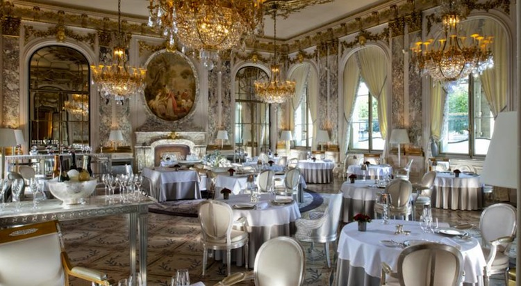 Restaurants  Etoile Michelin A Paris