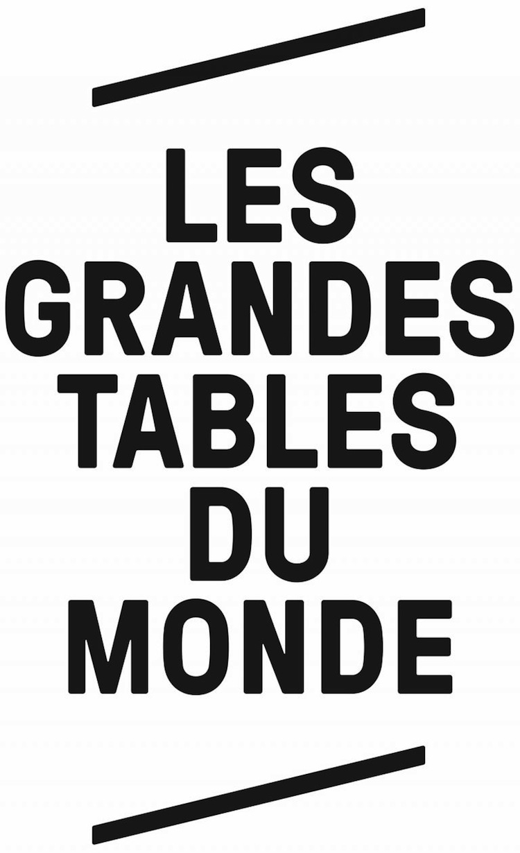 Les grandes tables du monde largissent le tour de table atabula for Grande table du monde