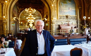 Avec Michel Rostang, le Train Bleu poursuit sa tradition de…